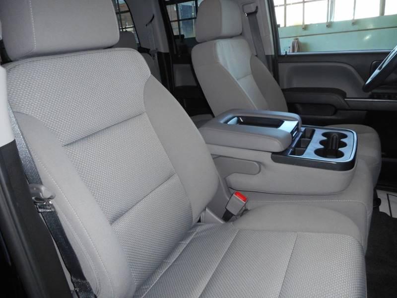 2018 Chevrolet Silverado 1500 4x4 Custom 4dr Double Cab 6.5 ft. SB - Chester IL