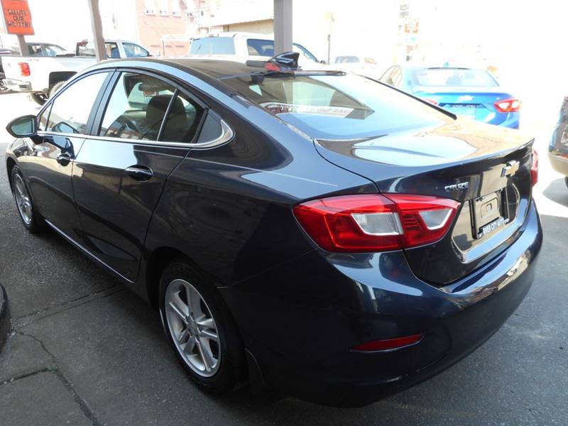 2016 Chevrolet Cruze LT Auto 4dr Sedan w/1SD - Chester IL