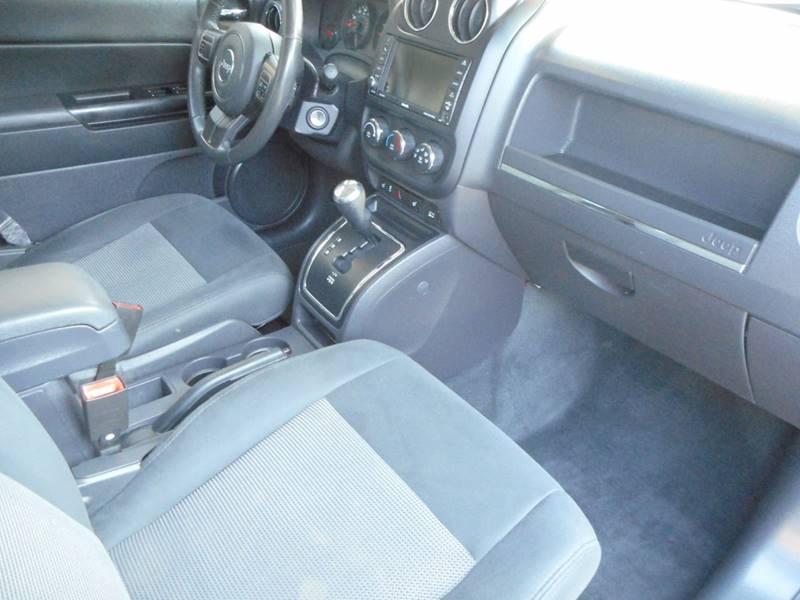 2012 Jeep Patriot Latitude 4dr SUV - Chester IL