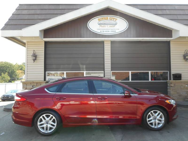 2016 Ford Fusion SE 4dr Sedan - Chester IL