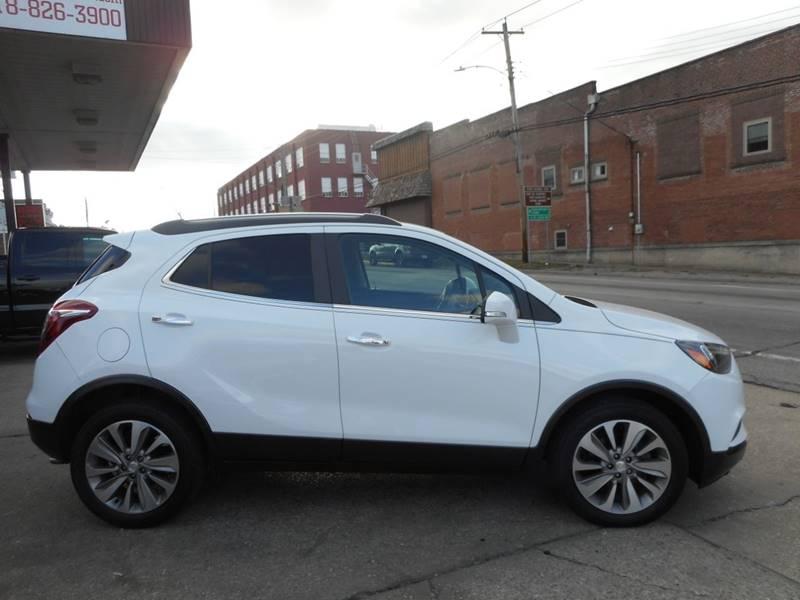 2017 Buick Encore Preferred 4dr Crossover - Chester IL