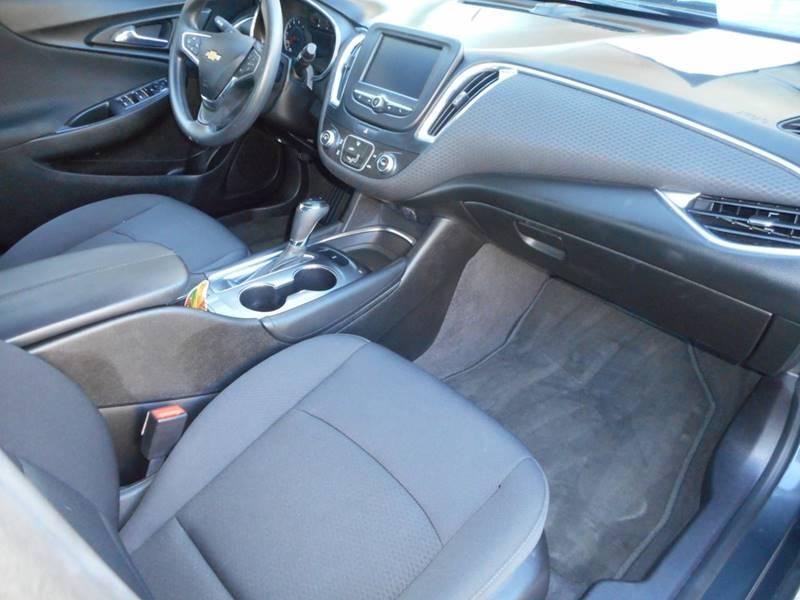 2017 Chevrolet Malibu LT 4dr Sedan - Chester IL