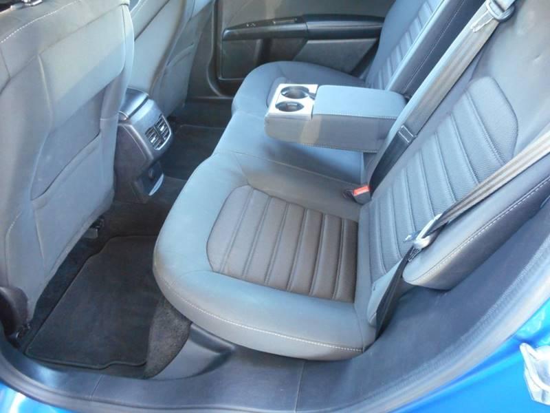 2017 Ford Fusion SE 4dr Sedan - Chester IL