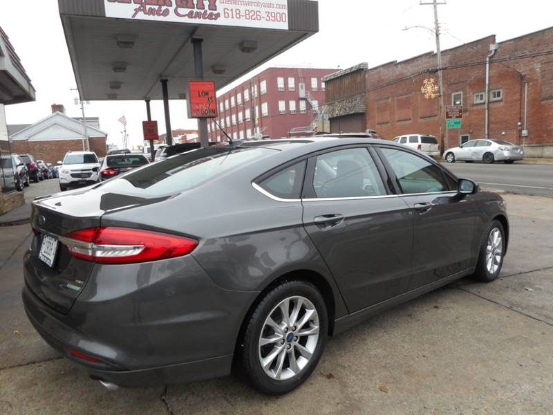 2017 Ford Fusion SE 4dr Sedan - Chester IL