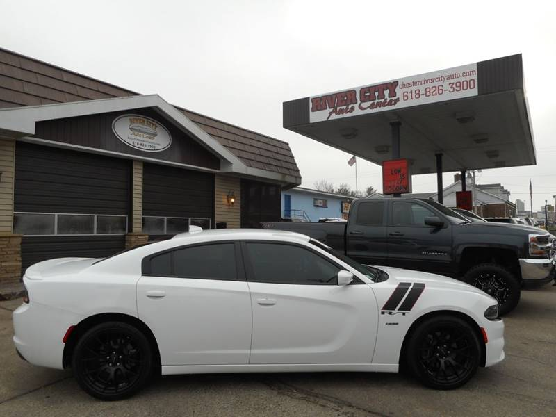 2018 Dodge Charger R/T 4dr Sedan - Chester IL