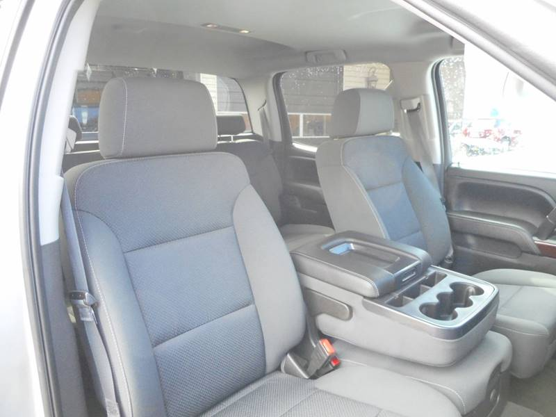 2017 GMC Sierra 1500 4x4 SLE 4dr Crew Cab 5.8 ft. SB - Chester IL