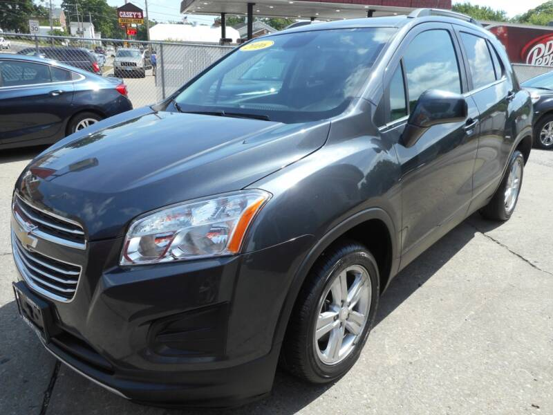2016 Chevrolet Trax LT 4dr Crossover - Chester IL