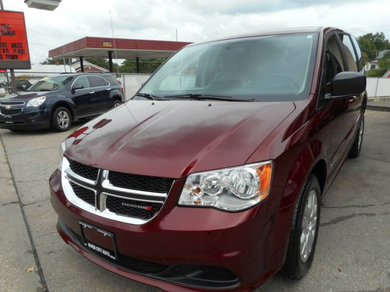 2016 Dodge Grand Caravan SE 4dr Mini-Van - Chester IL