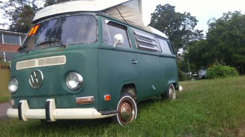1971 Volkswagen Bus for sale in Jacksonville, FL