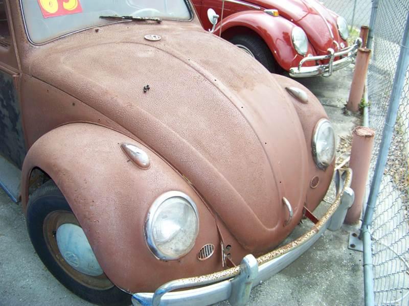 1963 Volkswagen Beetle  - Jacksonville FL