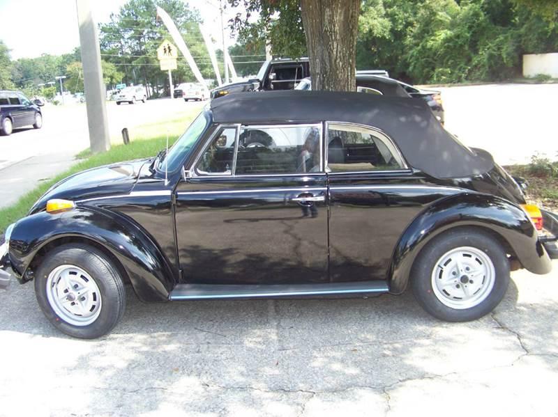 1979 Volkswagen Beetle  - Jacksonville FL