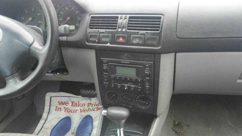 2002 Volkswagen Jetta 4dr GLS TDi Turbodiesel Sedan - Jacksonville FL