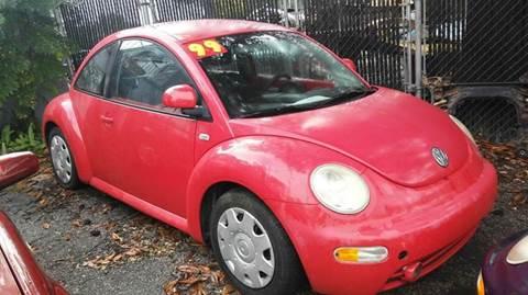 1999 Volkswagen New Beetle for sale in Jacksonville, FL