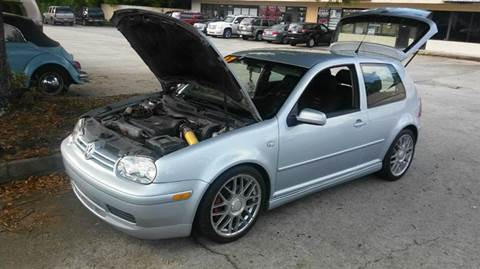 2002 Volkswagen GTI for sale in Jacksonville, FL
