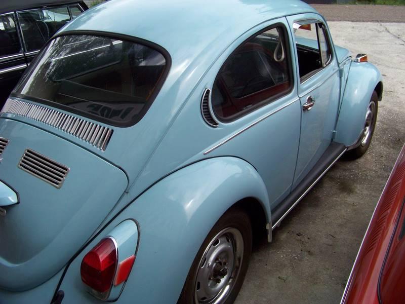1971 Volkswagen Beetle  - Jacksonville FL