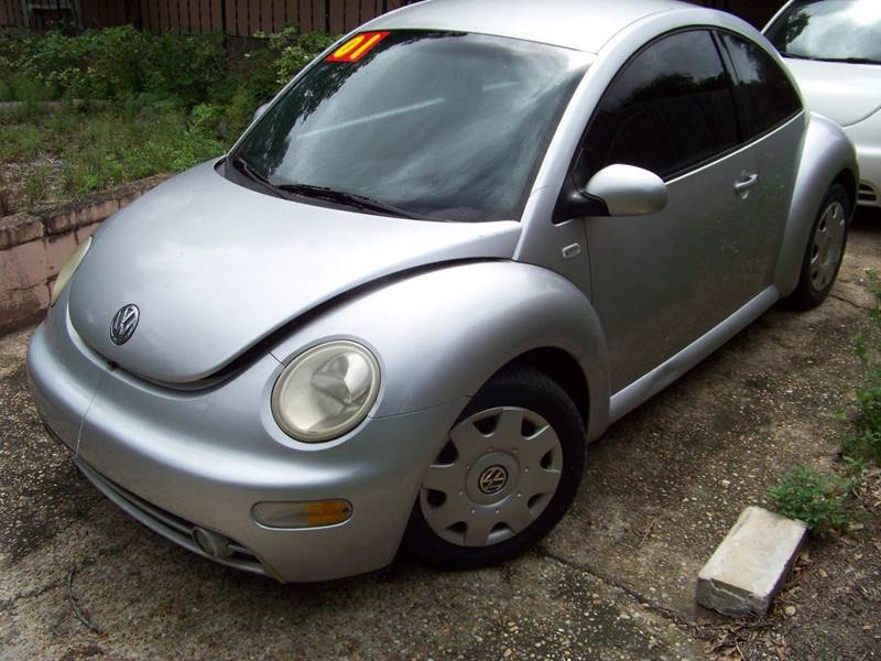 2001 Volkswagen New Beetle GLS TDI 2dr Hatchback - Jacksonville FL