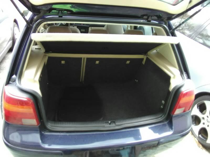 2004 Volkswagen Golf GLS 4dr Hatchback - Jacksonville FL