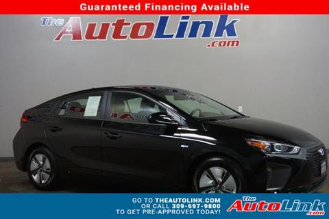 2019 Hyundai Ioniq Hybrid for sale in Bartonville, IL