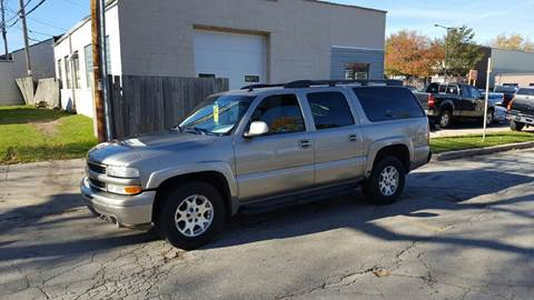 2002 Chevrolet Suburban for sale in West Allis, WI