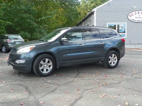 2010 Chevrolet Traverse for sale in Windham, NH