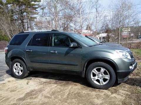 2011 GMC Acadia for sale in Windham, NH