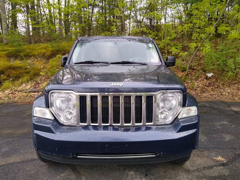2008 Jeep Liberty 4x4 Limited 4dr SUV - Windham NH