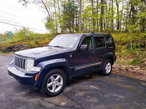 2008 Jeep Liberty for sale in Windham, NH