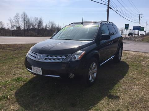 2006 Nissan Murano for sale at Nu2u Cars in Windham NH