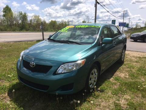 2010 Toyota Corolla for sale at Nu2u Cars in Windham NH
