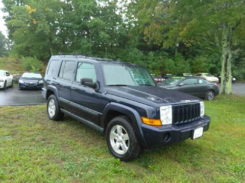 2006 Jeep Commander for sale at Nu2u Cars in Windham NH