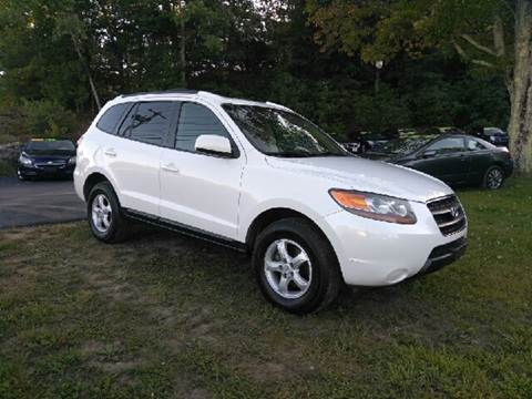 2007 Hyundai Santa Fe for sale at Nu2u Cars in Windham NH