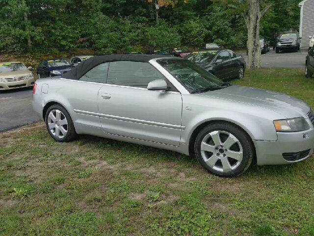 2004 Audi A4 for sale at Nu2u Cars in Windham NH