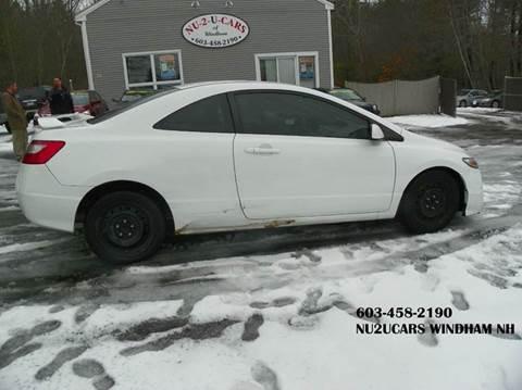 2009 Honda Civic for sale at Nu2u Cars in Windham NH