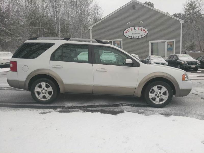 2007 Ford Freestyle for sale at Nu2u Cars in Windham NH