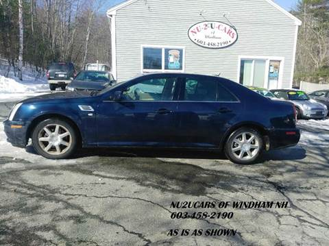 2005 Cadillac STS for sale at Nu2u Cars in Windham NH