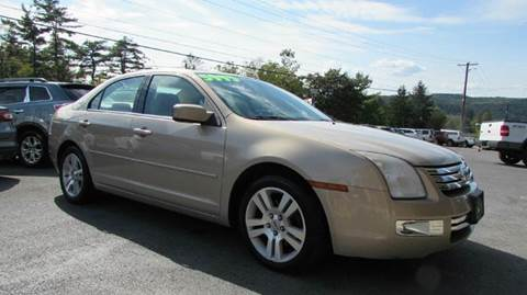 2008 Ford Fusion for sale at R&S Auto Sales in Linden PA