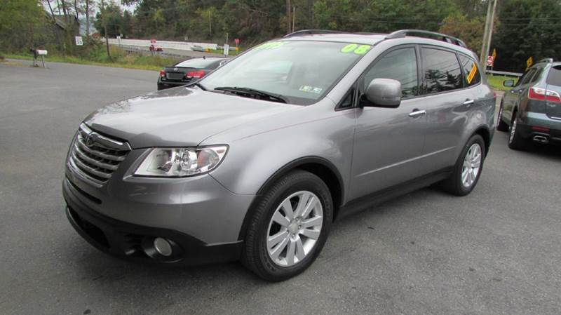 2008 Subaru Tribeca for sale at R&S Auto Sales in Linden PA