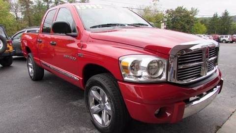 2007 Dodge Ram Pickup 1500 for sale at R&S Auto Sales in Linden PA
