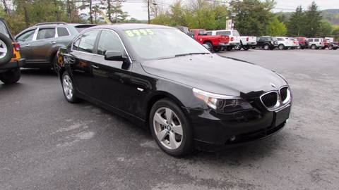 2006 BMW 5 Series for sale at R&S Auto Sales in Linden PA