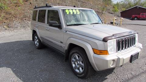 2007 Jeep Commander for sale at R&S Auto Sales in Linden PA