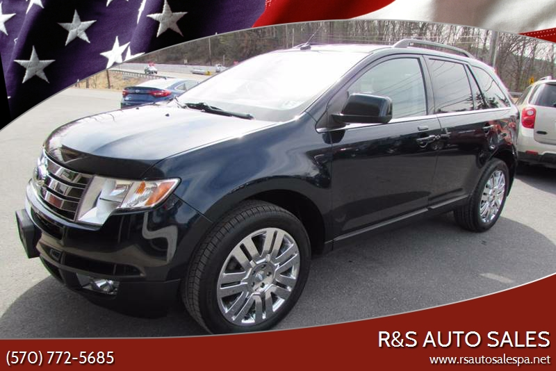Ford Edge For Sale At Rs Auto Sales In Linden Pa