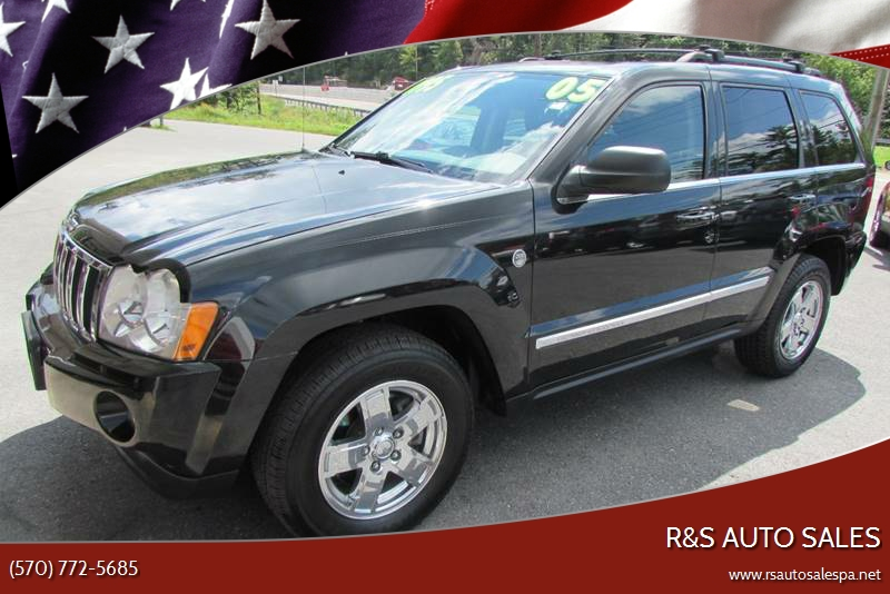 2005 Jeep Grand Cherokee For Sale At Ru0026S Auto Sales In Linden PA