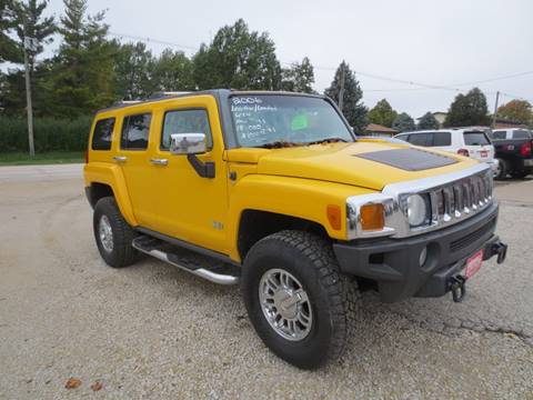 2006 HUMMER H3 for sale in Greenfield, IA