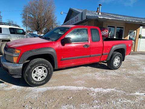 2007 Chevrolet Colorado for sale at GREENFIELD AUTO SALES in Greenfield IA