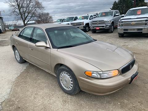 2005 Buick Century for sale at GREENFIELD AUTO SALES in Greenfield IA