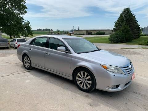2011 Toyota Avalon for sale at GREENFIELD AUTO SALES in Greenfield IA