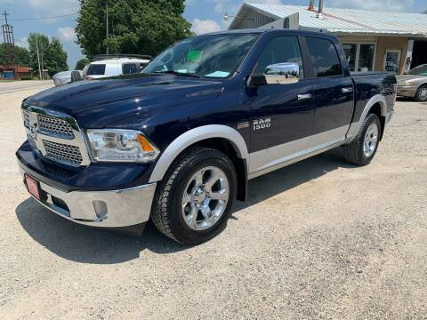 2017 RAM Ram Pickup 1500 for sale at GREENFIELD AUTO SALES in Greenfield IA