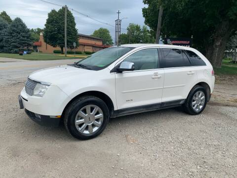 2007 Lincoln MKX for sale at GREENFIELD AUTO SALES in Greenfield IA