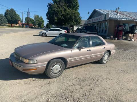 1998 Buick LeSabre for sale at GREENFIELD AUTO SALES in Greenfield IA