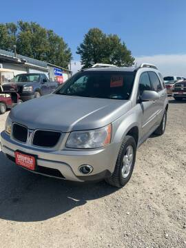 2008 Pontiac Torrent for sale at GREENFIELD AUTO SALES in Greenfield IA